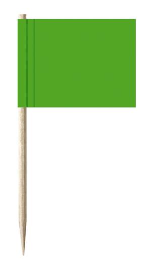 Grüne Fahne