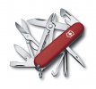 Offiziersmesser Deluxe Tinker | 91 mm | rot