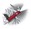 Offiziersmesser CyberTool, Lite | 91 mm | rot transparent