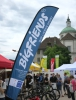 Individuelle Beachflags - Bike Days 2014
