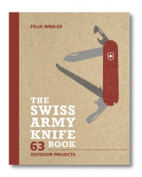 The Swiss Army Knife Book Outdoor Project in Englisch