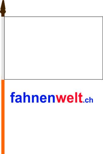 Fahne Flagge Regenbogen 30x45 cm mit Stab