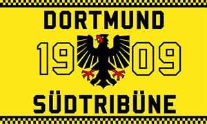 Fanfahne Dortmund